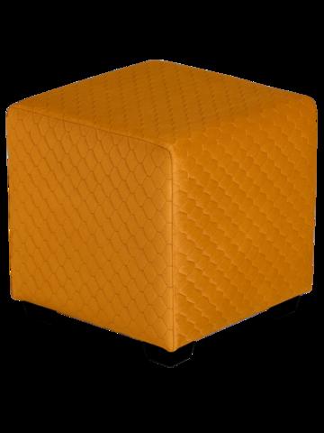 Пуфик Даймонд 36-37 (оранжевый)