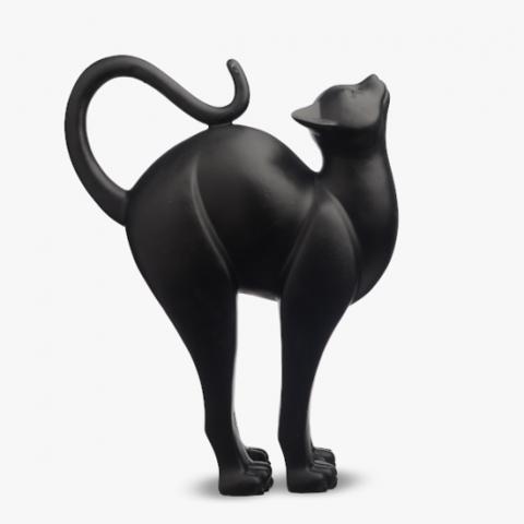 Кошечка Грациозная (Полистоун) 45x23x10 см