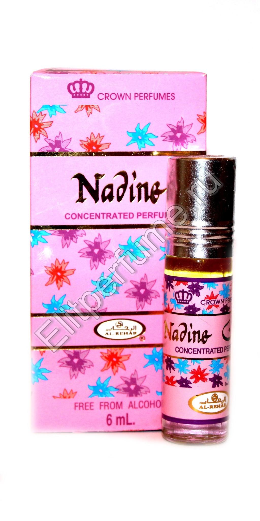 Nadin Надин 6 мл арабские масляные духи от Аль Рехаб Al Rehab
