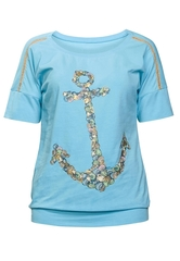 DT686 футболка женская