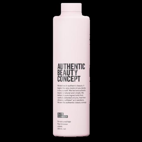 AUTHENTIC BEAUTY CONCEPT Шампунь для блеска натуральных и окрашенных волос Glow (travel)