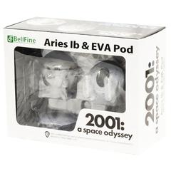Модель корабля BellFine: 2001 A Space Odyssey Aries Ib & EVA Pod