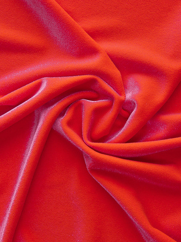 Бархатное рейтинговое платье