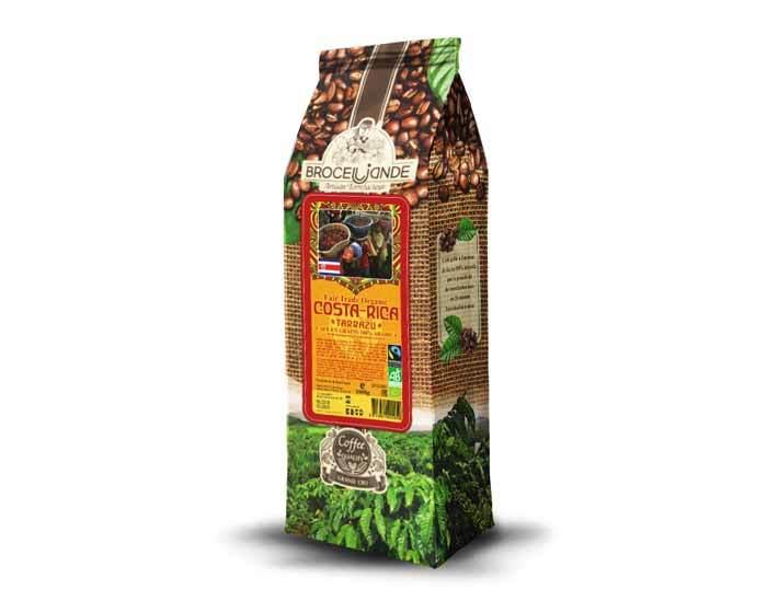 Кофе в зернах Broceliande Costa-Rica