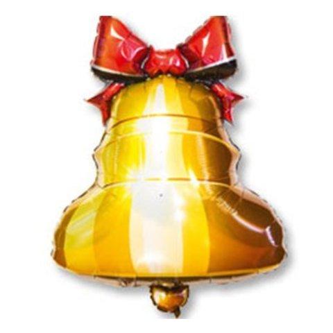 Фольгированный шар Колокольчик