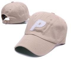 Кепка PALACE (Бейсболка Палас) бежевая