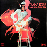 Diana Ross ‎/ Last Time I Saw Him (LP)