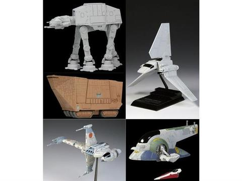 Star Wars Vehicle Collection 07
