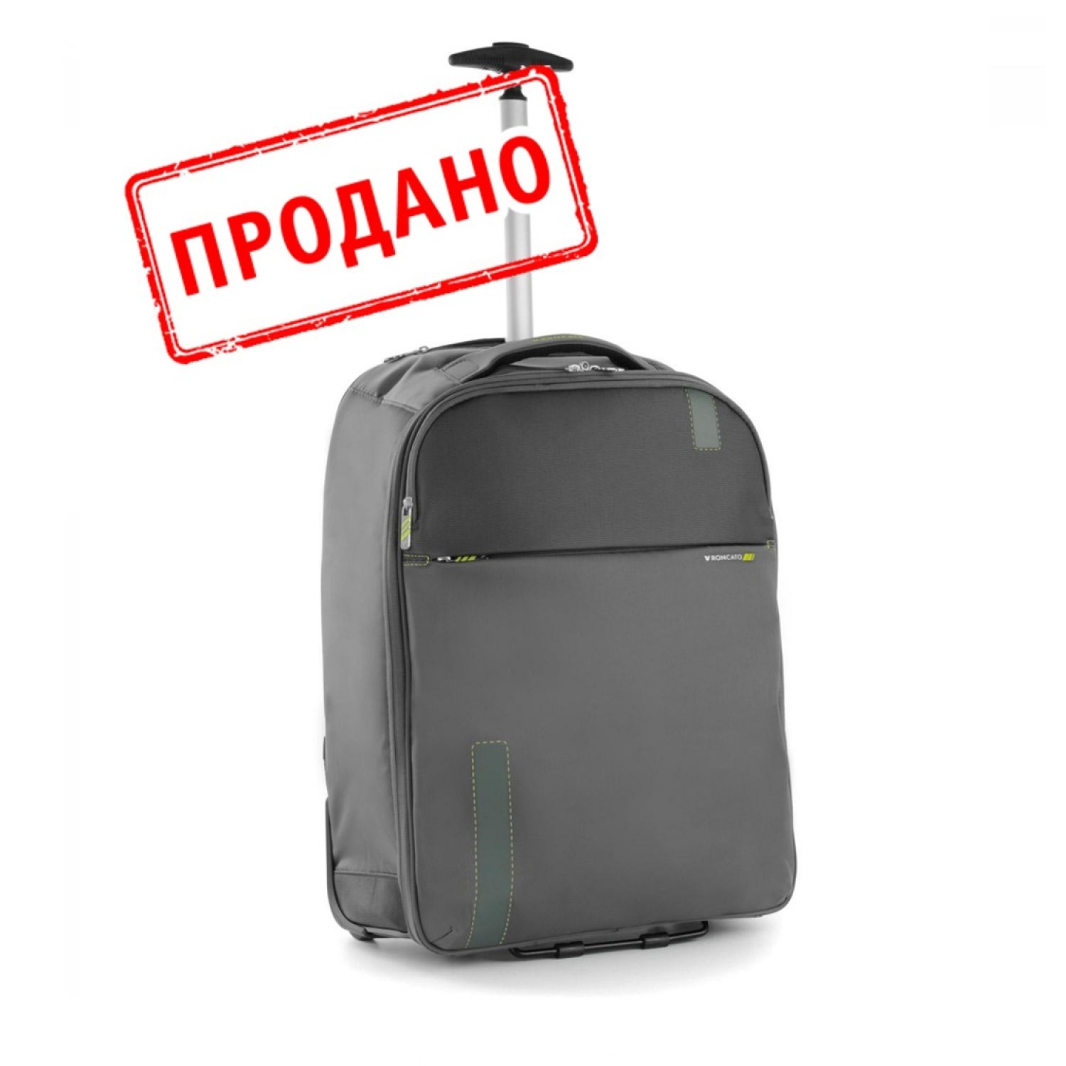 Рюкзак/чемодан Roncato Speed MEDIUM CABIN BACKPACK Anthracite
