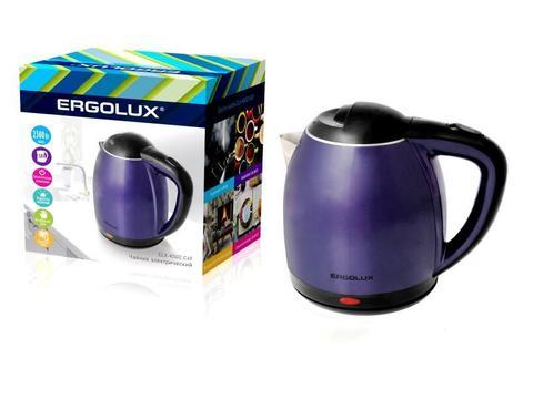 Чайник Ergolux ELX-KS02-C49 синий/черный