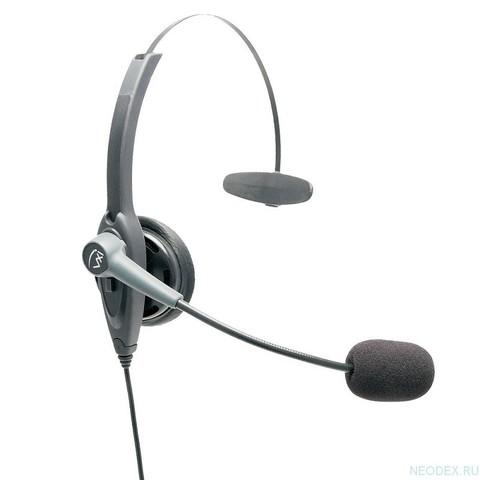 BlueParrott VR11 Headset проводная Mono QD гарнитура ( 202765 )