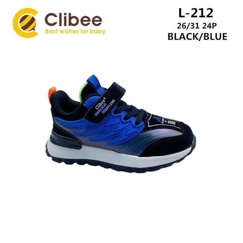 Clibee L212 Black/Blue 26-31