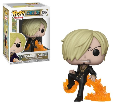 Vinsmoke Sanji (One Piece) Funko Pop! Vinyl Figure || Санджи