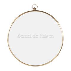 Зеркало настенное Secret De Maison  (mod. 52420) — античная медь