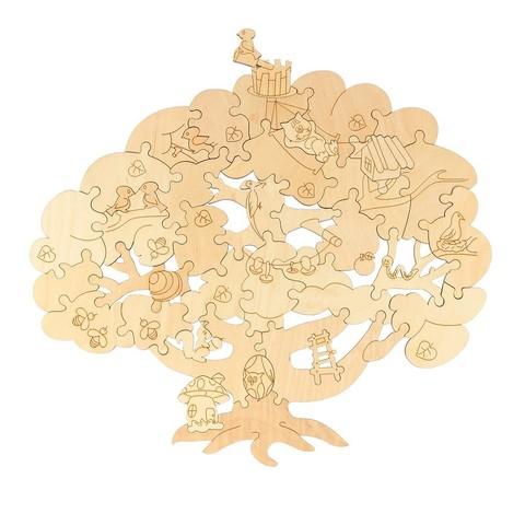 Деревянный пазл