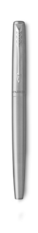 Ручка-роллер Parker (Паркер) Jotter Core T61 Stainless Steel CT M F.BLK123