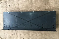 Вещевой карман 81639030275 F99 L/R 10-12  Бордачек в кабину/кармашек МАН/MAN  OEM MAN - 81639030275