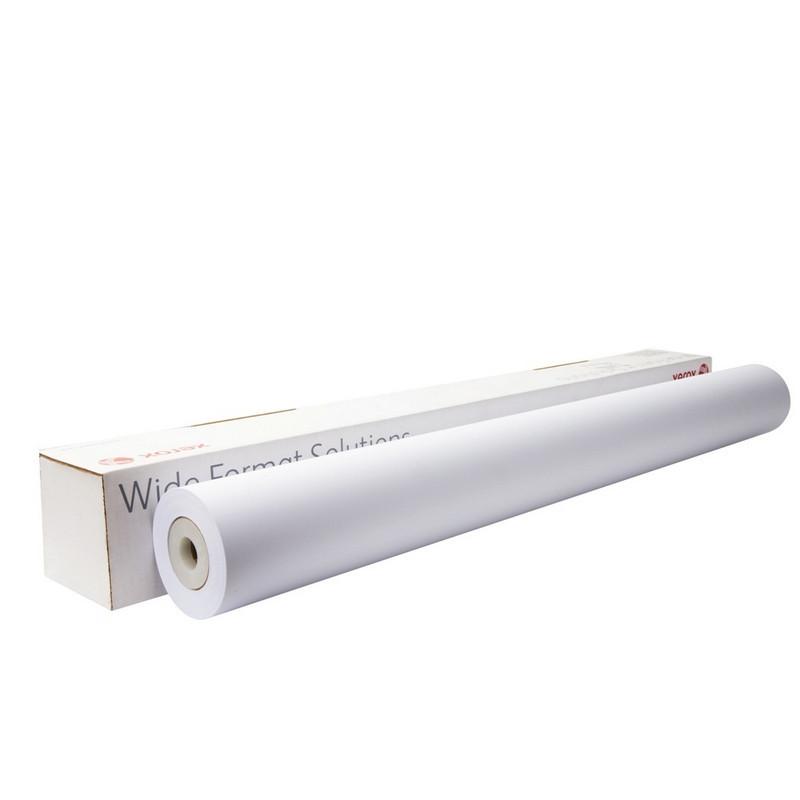 Бумага широкоформатная Xerox InkJet Monochrome (длина 46 м, ширина 914 мм, плотность 90 г/кв.м, белизна 170% CIE, диаметр втулки 50,8 мм)