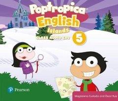 Poptropica English Islands 5 Class CD