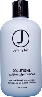 Шампунь восстанавливающий для кожи головы J BEVERLY HILLS 340 мл Solutions