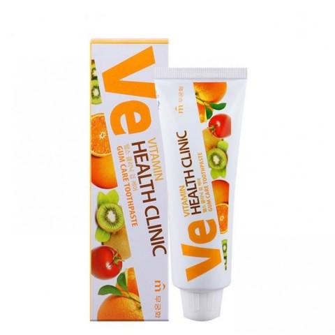 Зубная паста с витаминами для профилактики заболеваний десен Vitamin Health Clinic