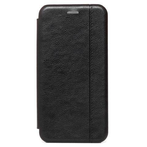Чехол книжка для iPhone 7+/8+   магнит подставка черный