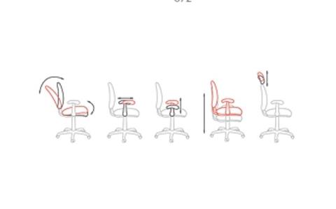 GAME 14 Кресло игровое (CHAIRMAN)