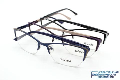 Оправа для очков VALENCIA металл V32093