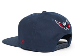 Бейсболка NHL Washington Capitals Snapback (подростковая)