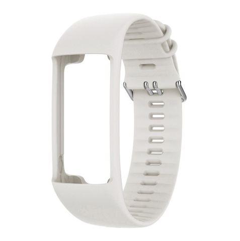 Силиконовый браслет Polar для пульсометра Polar A370, размер S/M, белый