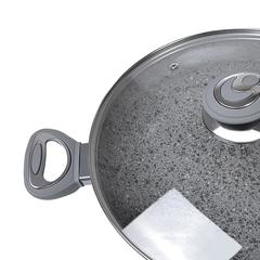 4476 FISSMAN Palmanova Сковорода глубокая 2,7 л / 24 см
