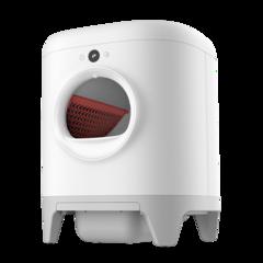 Автоматический лоток с функцией устранения запахов и дезодорации воздуха Petkit Pura X