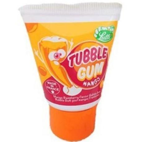 Жевачка в тюбике Tubble Gum Mango со вкусом манго 35 гр