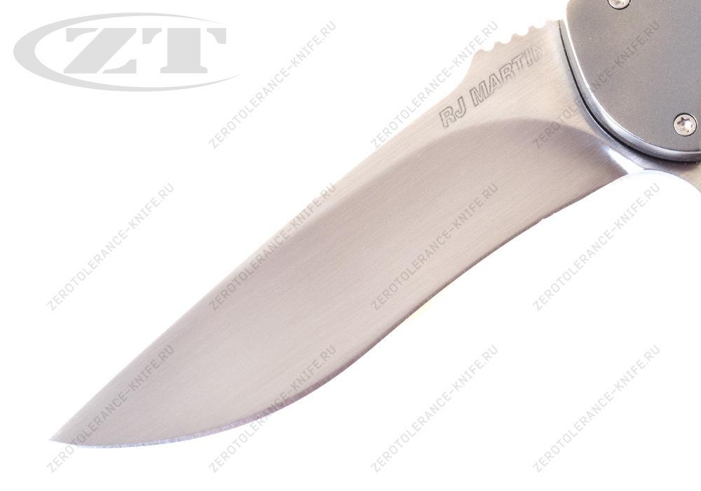 Нож RJ Martin Q36 CF - фотография