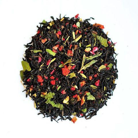 Черный десертный чай Лесная поляна ЧАЙ ИП Кавацкая М.А. 0,1кг