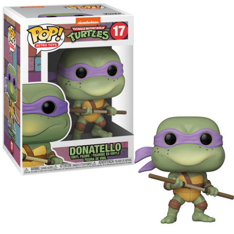 Donatello TMNT Funko Pop! || Донателло (Черепашки-Ниндзя)