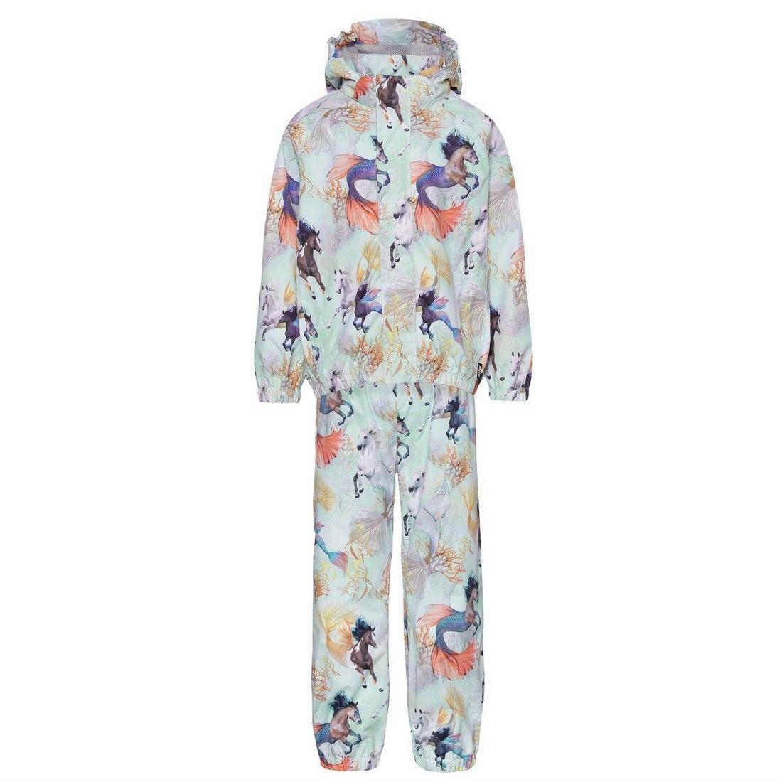 Комплект Molo (куртка+брюки) Whalley Swiming Horses