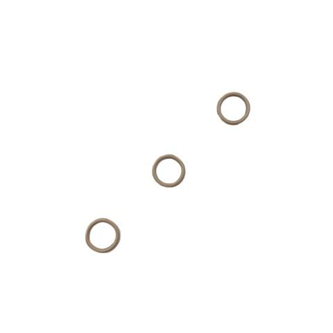 Кольцо для бретели загар 10 мм (цв. 030)
