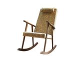 Кресло-качалка Стелси-К, цвет орех