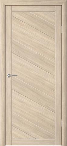 Дверь Фрегат ALBERO Сингапур-4, цвет лиственница мокко, глухая