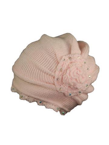 Шапка детская Grans светло-розовая 1