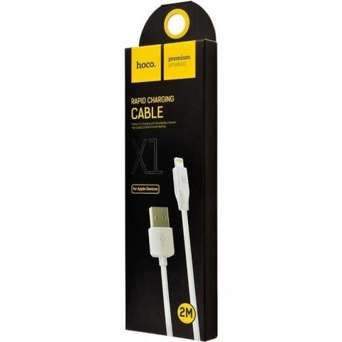 Купить кабель Lightning Hoco X1