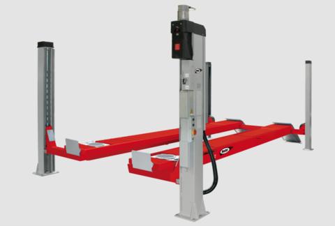 Подъёмник четырехстоечный электрогидравлический BUTLER Logic 50L (Италия)