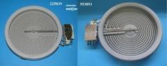 Конфорка 1200W (сенсорное управление) Gorenje 225839 EGO 10.54114.704