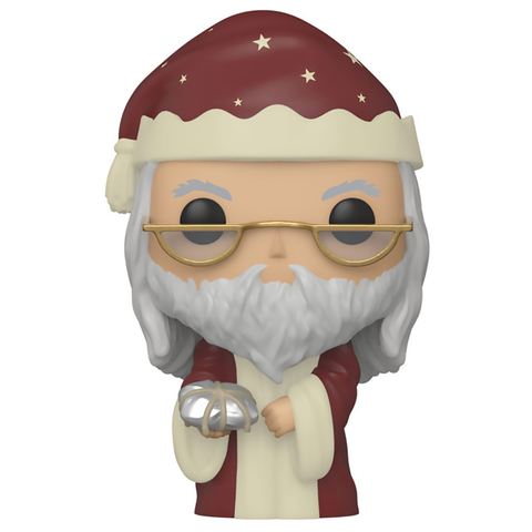 Фигурка Funko POP! Vinyl: Harry Potter: Holiday: Dumbledore 51155