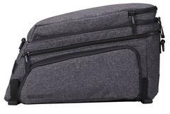 Велосумка на багажник BBB CarrierPack 6.5+5L Grey Blend