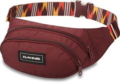 Сумка поясная Dakine Hip Pack Port Red