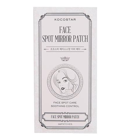 Kocostar Волшебные патчи от прыщей и воспалений на лице (36 патчей)/FACE SPOT MIRROR PATCH