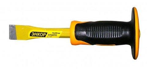 Зубило с защитой для рук 16х200 1/36 Энкор 23070