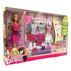 Набор Барби 5 модных стилей